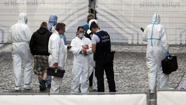 Liczba ofiar masakry w Brukseli rośnie