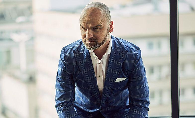 Rafał Brzoska jest prezesem spółki Integer - właściciela InPost i 3 tys. paczkomatów w całej Polsce