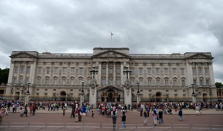 Włamanie do pałacu Buckingham