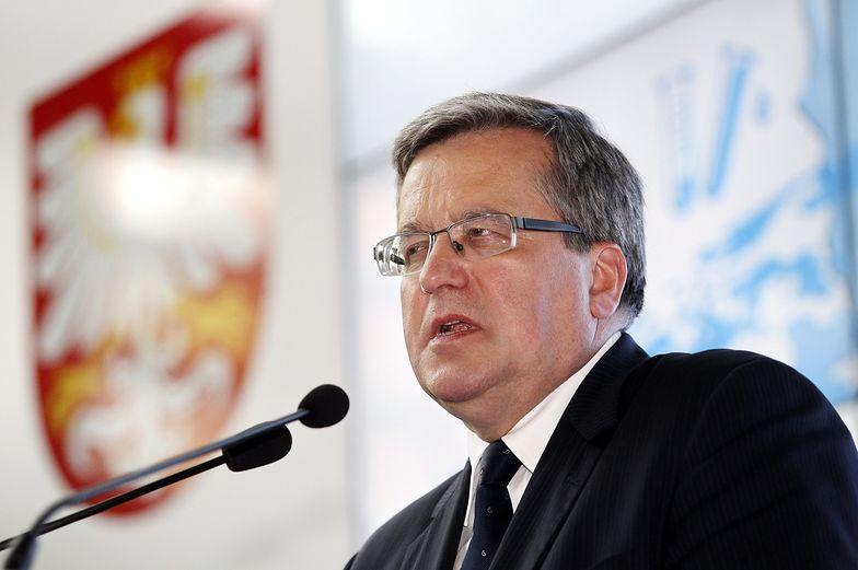 Prezydent Czech z dwudniową wizytę w Polsce