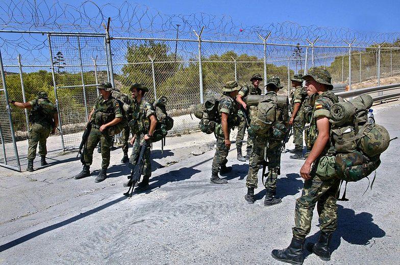 Hiszpańskie wojsko