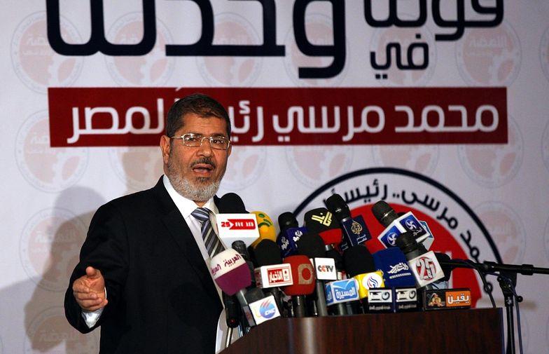 Egipt ma prezydenta. Euforia na placu Tahrir