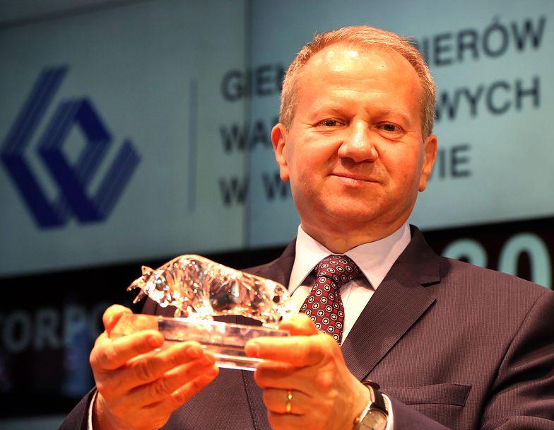 Tomasz Sweklej, prezes Torpolu