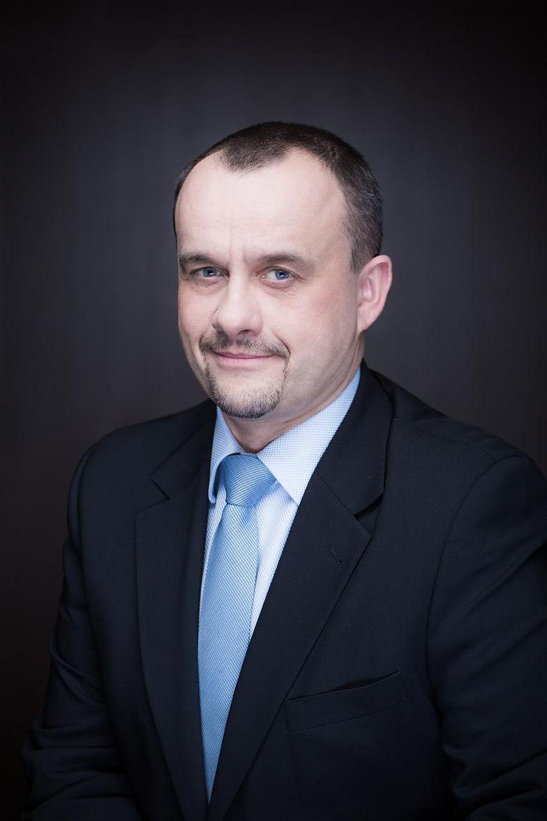 Jacek Neska, wiceprezes PKP Cargo