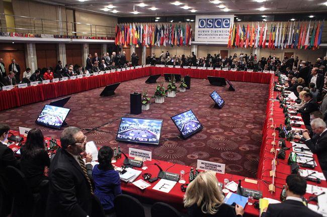 OBWE: Prawa człowieka kluczowe dla bezpieczeństwa