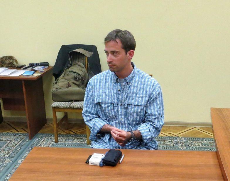 Ryan Fogle, amerykański dyplomata podejrzany o szpiegostwo