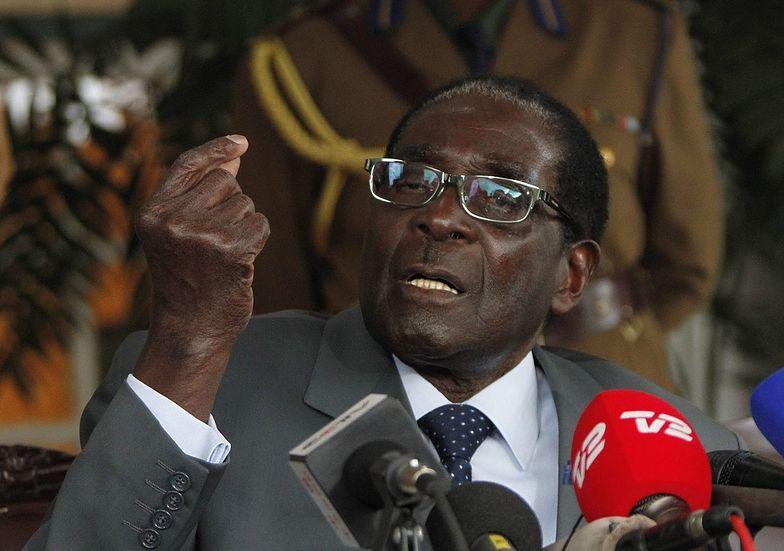Wybory w Zimbabwe. Partia Mugabego twierdzi, że wygrała
