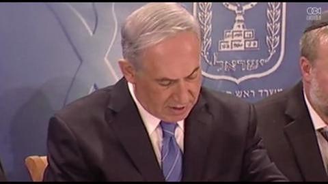 """Premier Izraela zamierza rozbroić sieć tuneli Hamasu """"z lub bez zawieszenia broni"""""""