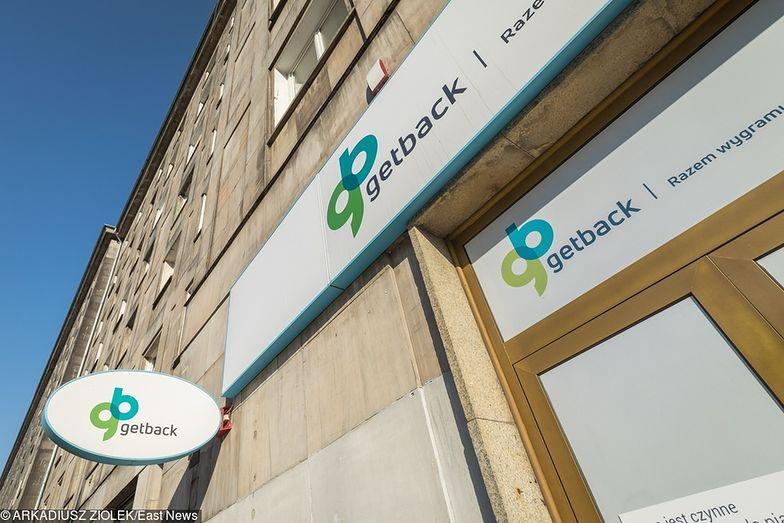 Drugi zatrzymany w związku z działalnością GetBacku usłyszał zarzuty.
