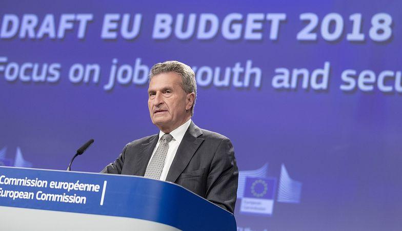 Komisja Europejska zaproponowała kolejny siedmioletni budżet dla całej Wspólnoty.
