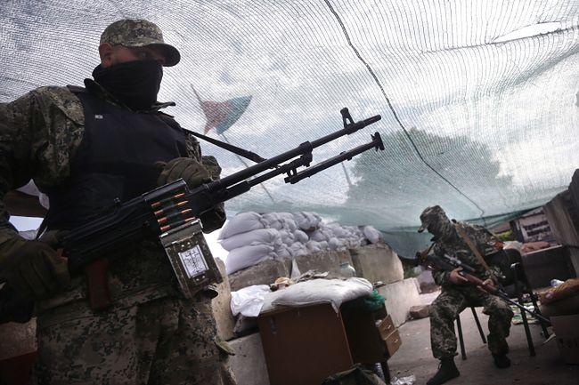 Walki w Doniecku. Kolejni obserwatorzy OBWE porwani