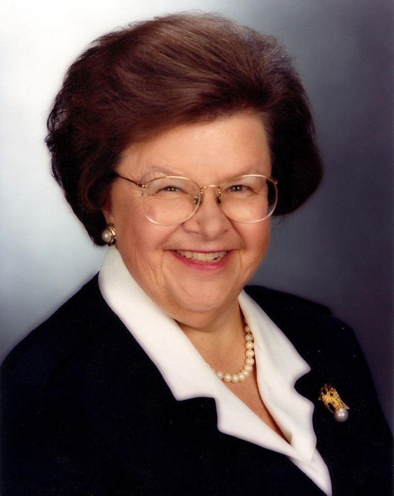 Barbara Mikulski może objąć ważne stanowisko w Senacie USA