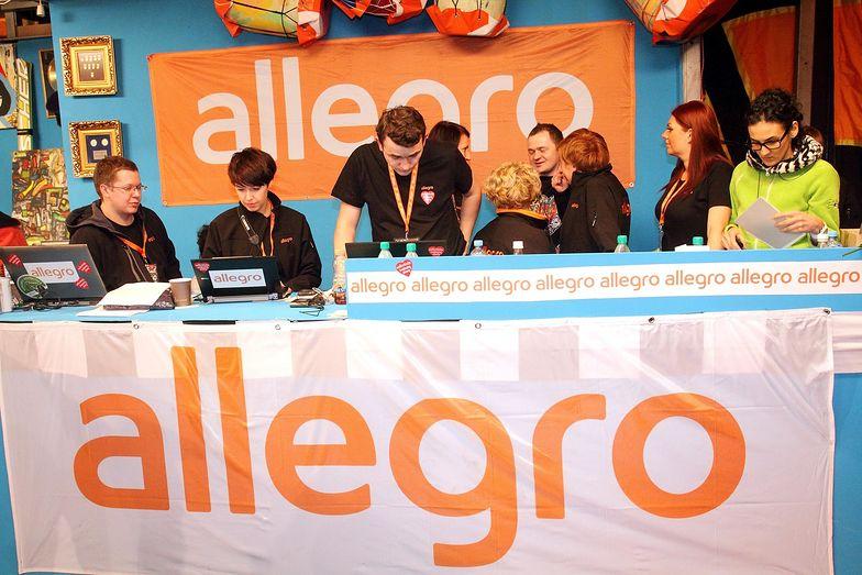 Allegro już sprzedane za 3,25 mld dol.