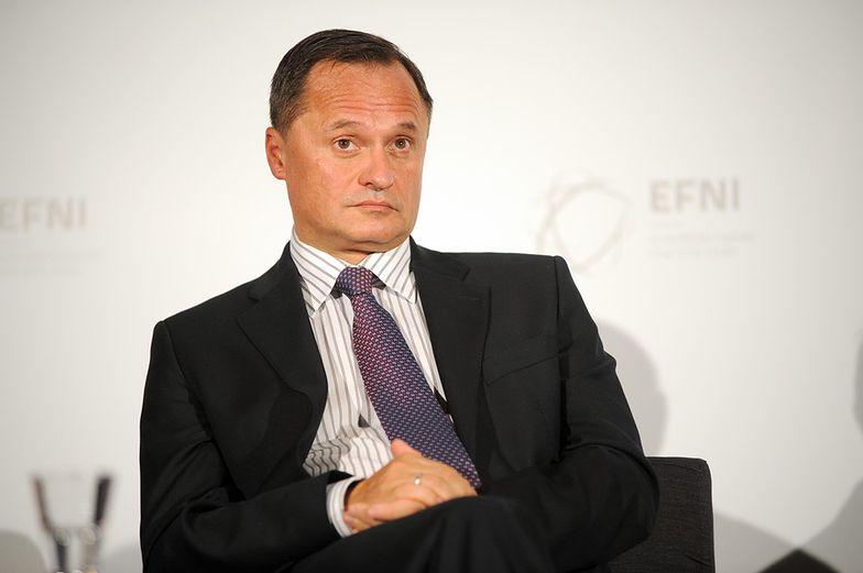 Afera KNF wybuchła po opublikowaniu przez Leszka Czarneckiego taśm z rozmowy z byłym szefem KNF Markiem Chrzanowskim