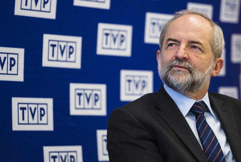 Konkurs na prezesa TVP. Na razie tylko jeden kandydat, za to niemal pewny wygranej