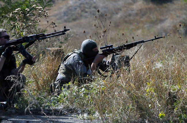 """Konflikt na Ukrainie. """"W obwodach ługańskim i donieckim nie ma już państwa ukraińskiego"""""""
