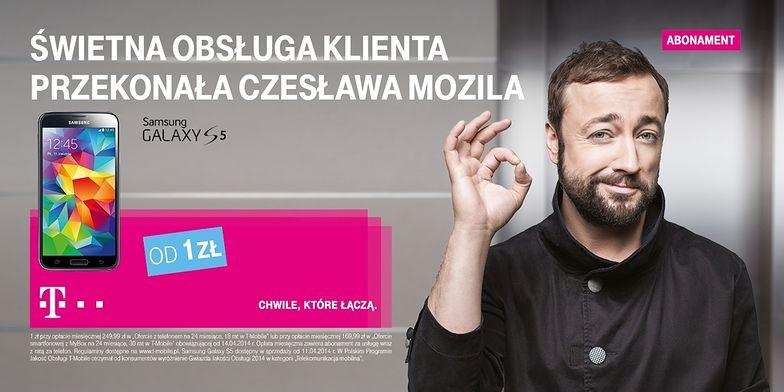 Czesław Mozil Fot. t-mobile.pl