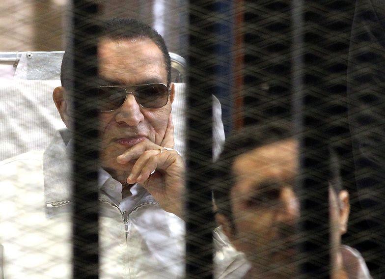 Hosni Mubarak został uniewinniony!