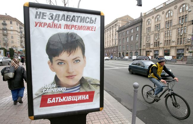 Kampania wyborcza na Ukrainie zmierza ku końcowi