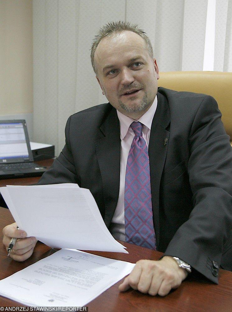 Czesław Warsewicz, prezes PKP Cargo