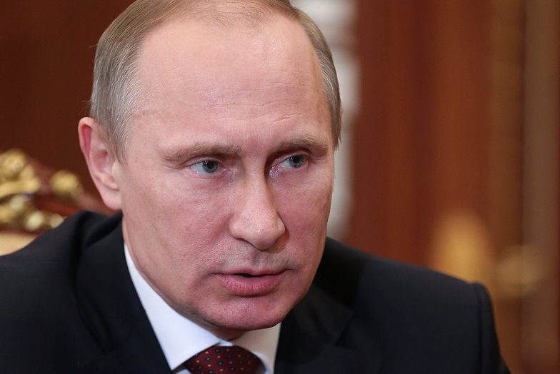 Putin zapowiada walkę z terrorystami
