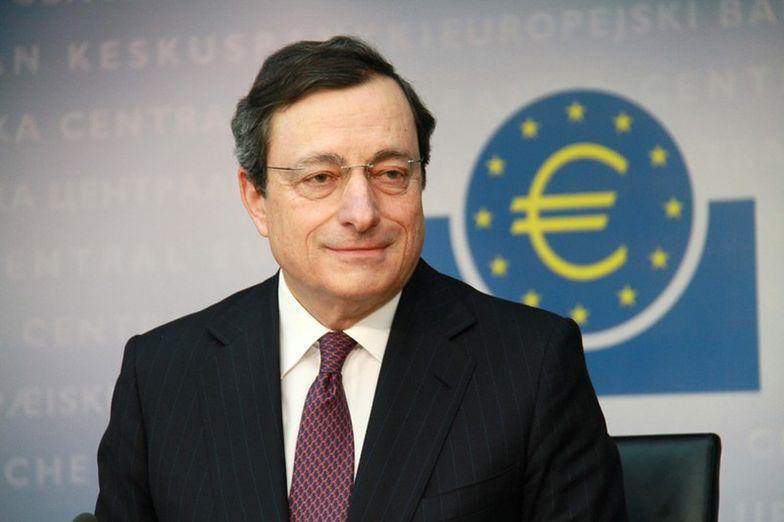 Stopy procentowe w strefie euro. EBC ogłosił decyzję