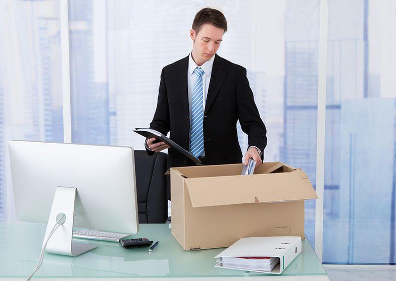 Odejściu z pracy może towarzyszyć przyjemna atmosfera