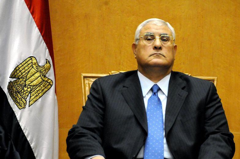Egipt: Prezydent podpisał ustawę ograniczającą prawo do protestów