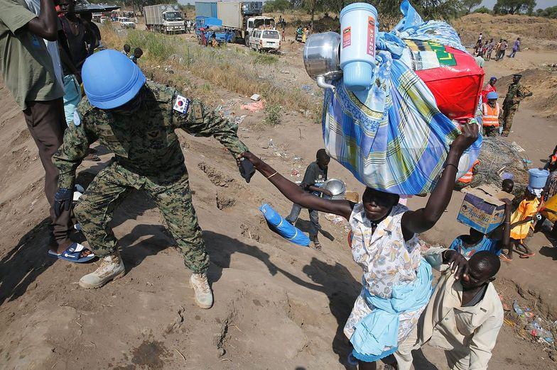 Rząd Sudanu Płd. i rebelianci uzgodnili zawieszenie broni