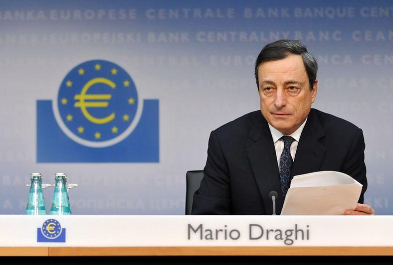 """""""Strefa euro potrzebuje reform"""". EBC gotowy do dodatkowych działań"""