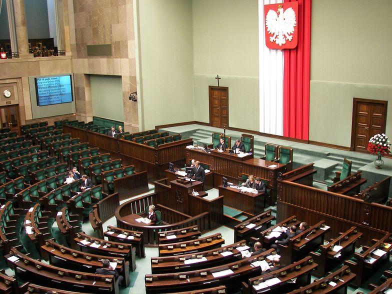 Ustawa o obrocie instrumentami finansowymi. Sejm popiera zmiany