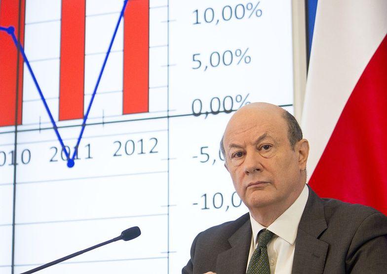 Deficyt budżetowy wyższy niż w sierpniu