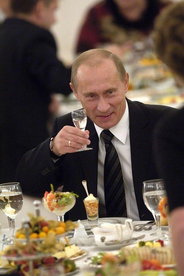 Rosja: Putin na czele listy magazynu Forbes