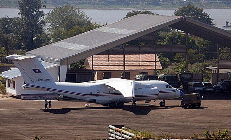 Katastrofa samolotu w Laosie. Nie żyje dwóch ministrów