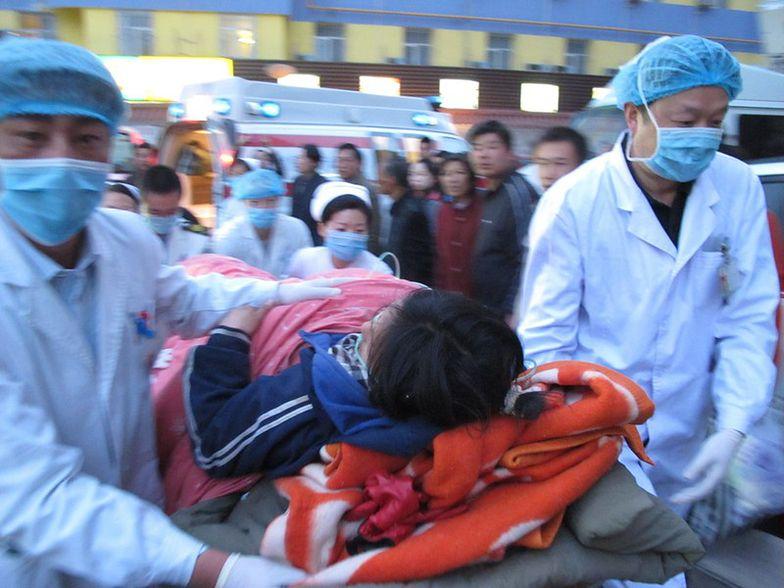 Terroryzm w Chinach. 9 osób zostało zabitych w Sinkiangu
