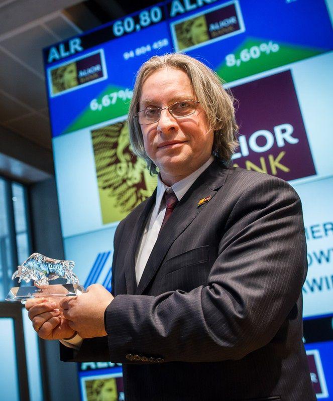 Wojciech Sobieraj kupił ponad 360 tysięcy akcji Alior Banku
