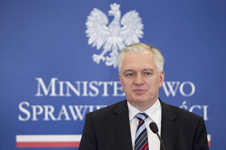 """Jarosław Gowin w ogniu krytyki. """"Nieprzyzwoite słowa"""""""