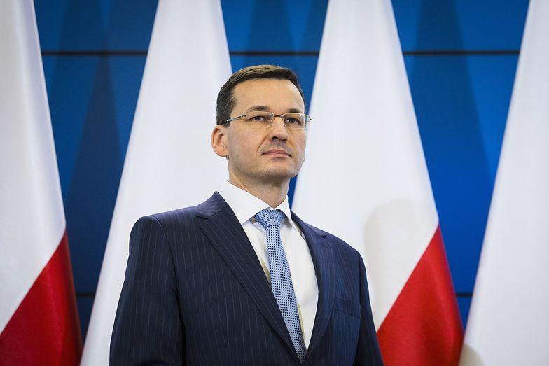 Wzrost PKB w Polsce. Morawiecki zabiera głos w sprawie gorszych prognoz