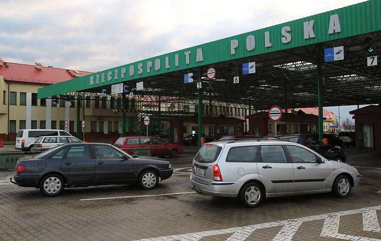 Rosja zawiesza stosowanie umowy o małym ruchu granicznym