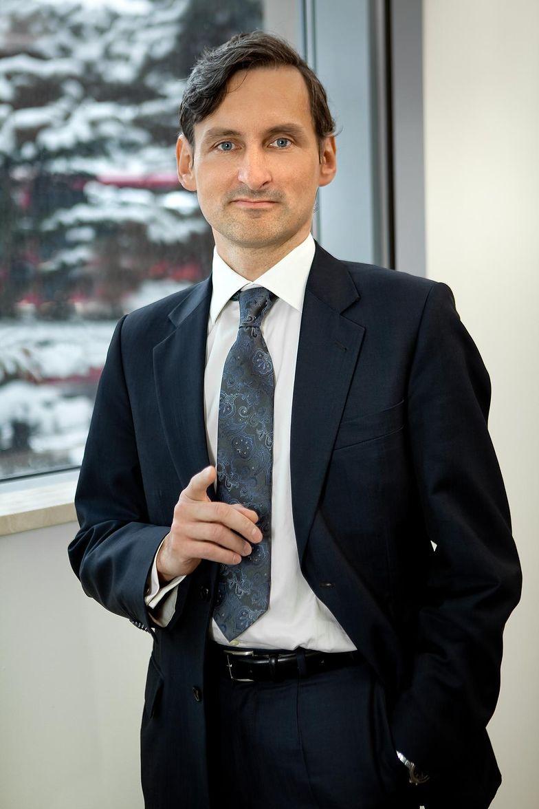 Michał Szymański, wiceprezes KIR