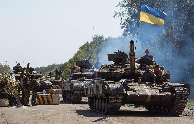 """Konflikt na Ukrainie. Niemcy zaskoczyły: """"Nikt nie udzieli Ukrainie pomocy wojskowej"""""""