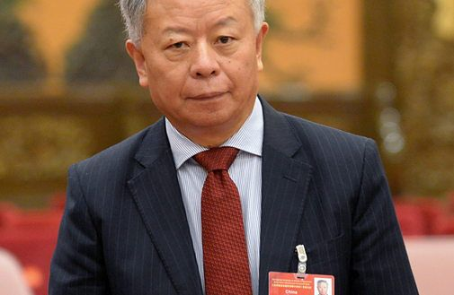 Jin Liqun, szef AIIB