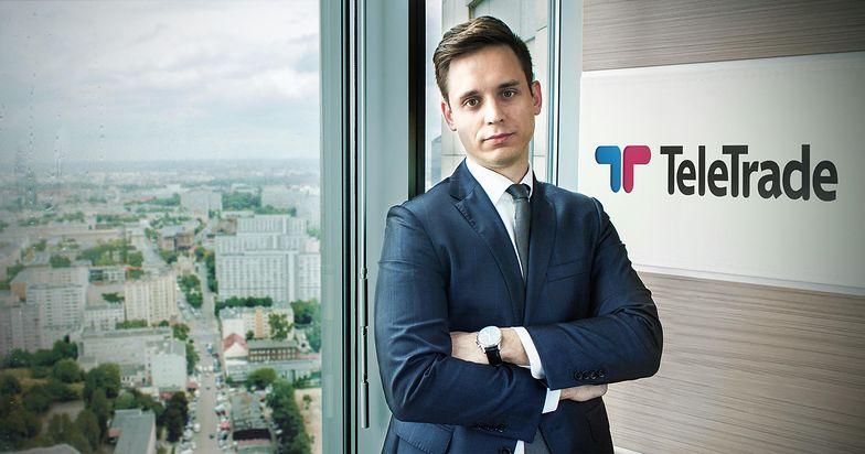 Zbigniew Grutkowski, dyrektor ds. rozwoju TeleTrade Polska