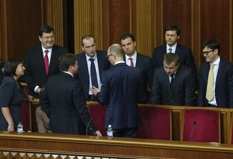 Ukraiński rząd