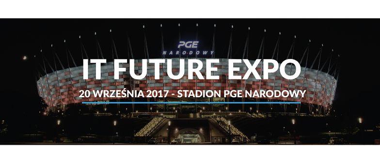 V Targi IT Future Expo - rozwijaj firmę dzięki nowym technologiom