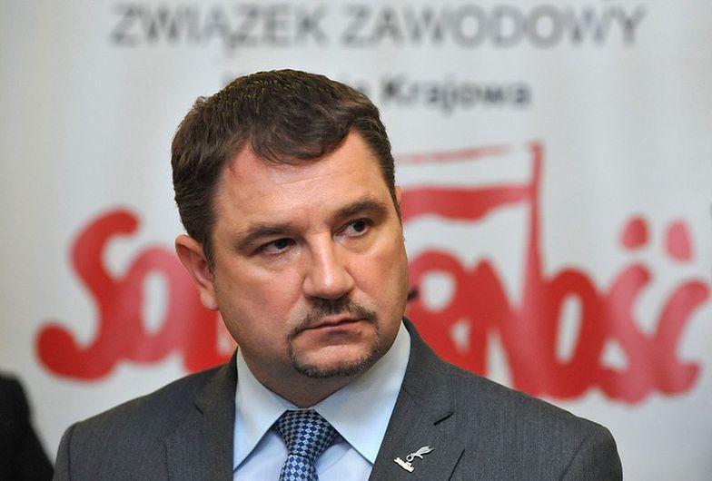 Na zdj. Piotr Duda