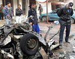 Irak: 150 ofiar w serii zamachów