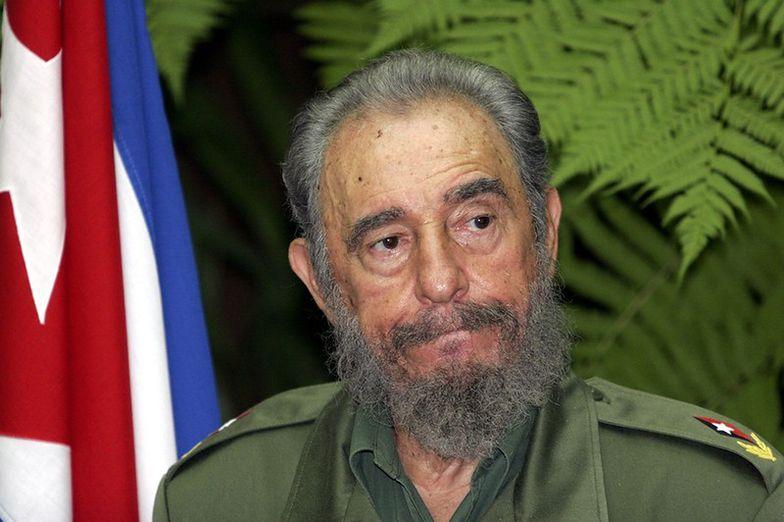 Fidel Castro nie ufa USA. Ale nie odrzuca pokojowego rozwiązania