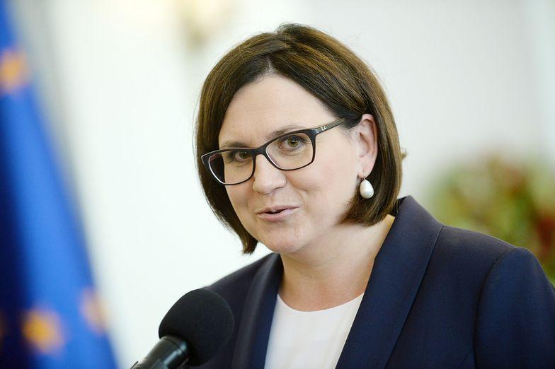 Małgorzata Sadurska w zarządzie PZU. Już oficjalnie