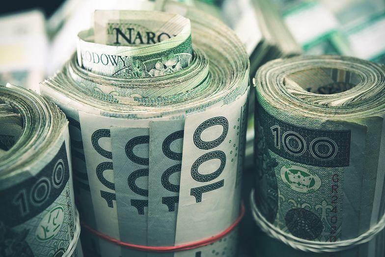 Kursy walut. Dobry początek tygodnia dla złotego